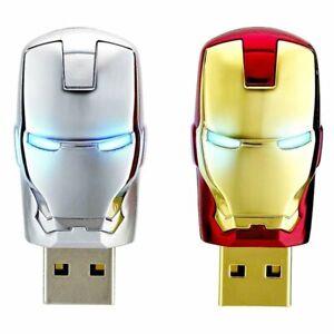 USB Sticks 2.0 2TB Flash Laufwerke Memory U Disk Metall Speicherstick PC Laptop
