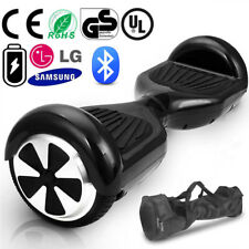 "Hoverboard 6.5"" Bluetooth LED E-Balance Samsung Akku Scooter Elektroroller Neu"