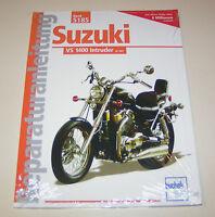 Reparaturanleitung Suzuki VS 1400 Intruder - ab 1987