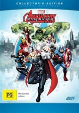 Avengers Assemble : Season 3 (DVD, 2017, 4-Disc Set)