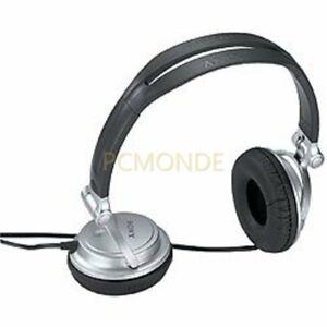 Sony MDR-V300 Ear-Cup Headphones - VGC (3-241-879-11)
