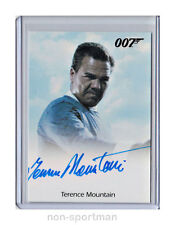 JAMES BOND ARCHIVES 2014 TERENCE MOUNTAIN AUTO