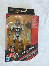DC COMICS MULTIVERSE JUSTICE LEAGUE ACTION FIGURE : CYBORG - NEW IN BOX