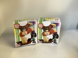 2 Boxes Of Wreck It Ralph 2 - Power Pac Figure Blind Box - Series 2 -