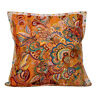 "Middle East Oriental Flowers 18x18"" Gobelin Decorative Pillowcase + Pillow Decor"
