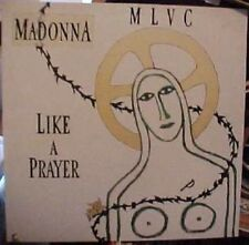 Madonna Like A Prayer 5 mixes US 12""