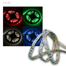 (10,58€/m) Winkel / Radius RGB LED Strip, 5m Band Leiste Streifen, Ecke flexibel