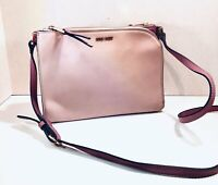 Nine West Darcelle Crossbody Bag Two Tones of Pink - New without tags
