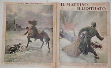 1941 alpino sul fronte greco Cavalleria italiana disco Uragano Spagna Bulgaria
