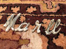 VIntage 1960s Marshall Plexi Gold Logo ORIGINAL Spares or Repairs