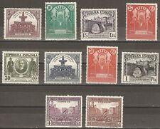 1931 CONGRESO U.P.P. EDIFIL 604/13*