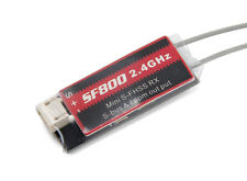 Futaba SF800 SB 8CH 2.4G receiver com S-FHSS/T4YF/T6J/T6K/T10J/T14SG/T18MZ/T18SZ