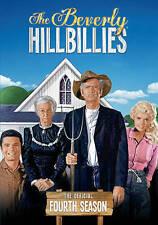 The Beverly Hillbillies: The Official Fourth Season (DVD, 2014, 4-Disc Set)