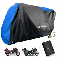 NEVERLNAD Motorcycle Rain Cover For Honda Goldwing GL1800 1500 1200 1000 1100