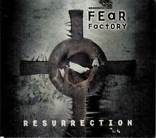 FEAR FACTORY resurrection +2 CD SINGLE digipak 1998 Roadrunner RR 2232-5