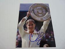Chris Everett Sexy Tennis Signed Autographed 5x7 Photo PSA Guaranteed #2