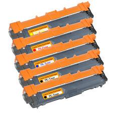 5 PK Toner XXL für Brother TN-242 TN-246 HL-3142 CW HL-3172 CDW HL-3152 CDW