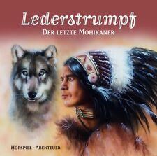 LEDERSTRUMPF - DER LETZTE MOHIKANER  CD NEU