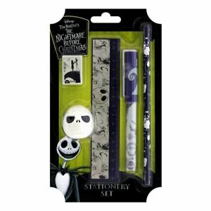 The Nightmare Before Christmas Stationery Set