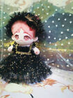 For 20cm Doll Clothes Clothing The Black Dress Up Party Cosplay Skirt Outfits