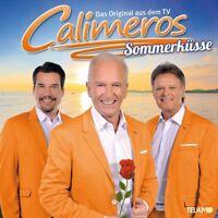 CALIMEROS - SOMMERKÜSSE   CD NEW+