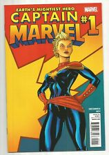 Captain Marve l #1 Comic Book Year 2012