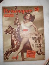 Picturegoer - 1955 / 30.7. - Martine Carol / Doreen Dawne / Zeitschrift