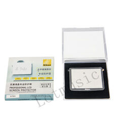 LCD Screen Protector glass for Nicon D90