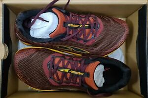 Altra Timp 2 running hiking trail shoes - size 10 UK - worn once