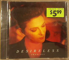 Desireless - Francois CD Japan Epic Sony ESCA 5007 NO UPC 1989 SEALED