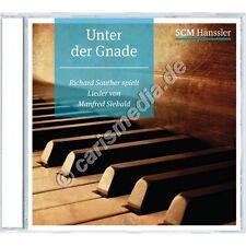 CD: al di sotto della grazia-Richard Souther svolge canzoni di Manfred siebald * NUOVO *