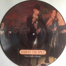 SAINT TROPEZ Belle De Jour LP Butterfly FLY-3100 US 1978 Picture Disc