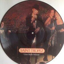 SAINT TROPEZ Belle De Jour LP Butterfly FLY-3100 US 1978 Picture Disc