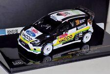 FORD FIESTA RS WRC YACCO #38 MAURIN MONTE CARLO 2012  IXO RAM501 1/43
