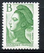 STAMP / TIMBRE FRANCE NEUF N° 2483 ** TYPE LIBERTE LETTRE B