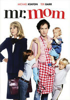 Mr. Mom [New DVD] Repackaged