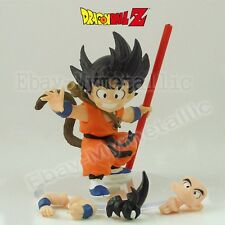"Dragonball Z Dragon Ball Styling Child Goku 7cm/2.8"" PVC Figure NO Box"