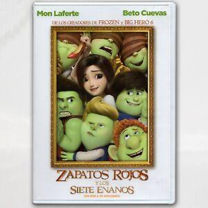 Zapatos Rojos y Los Siete Enanos (Red Shoes & The Seven Dwarfs) DVD Reg. 1 y 4