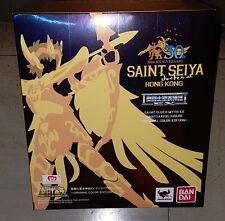 Bandai Myth EX Saint Seiya Cloth Sagittarius Aiolos 30th docks at HK OCE Limited