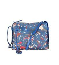 Bolsos de mujer Clutch/De mano medianos de color principal azul