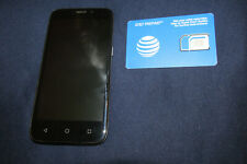 ZTE MAVEN 3 Z385 AT&T Mobile Phone Android 7.1 Plus Free AT&T Sim