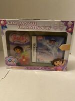 Nickelodeon Dora The Explorer Nintendo Ds Game And Case New In  Box
