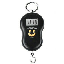 40kg/10g Digital LCD Portable Hanging Electronic Scale Weight Fish Luggage Scale
