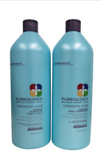 Pureology Strength Cure Shampoo and Conditioner duo 33.8 oz