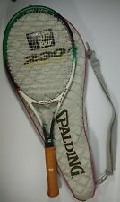 "Spalding ATP 230 Pro Stock Tour Tennis racquet+Case XL27.5""Graphite Braided NICE"