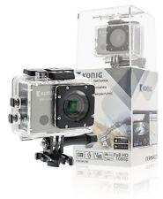 Konig 1080P Hd Gps Sports Camera Wifi Mini Dv Bundle Waterproof Action Camcorder