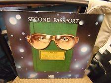 PASSPORT Second [German Import] LP 1972 Atlantic Records VG+