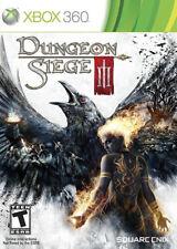 Dungeon Siege III Xbox 360 New Xbox 360, Xbox 360