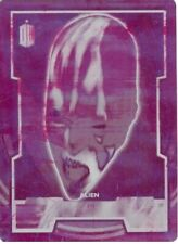 Topps 2015 Doctor Who Magenta Printing Plate 70 Gelth 1/1 UNIQUE!