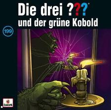 Die drei ??? Fragezeichen - Folge 199: und der grüne Kobold (CD) ab 17.05